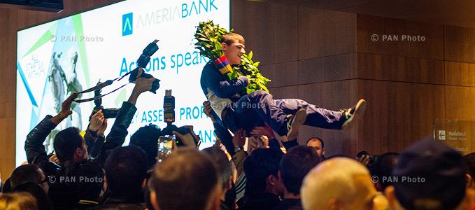 Дорога к чемпионству: Армянские тяжелоатлеты о том, что мешало и что помогало в борьбе за медали