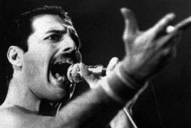 Freddie Mercury's notebook containing final Queen lyrics to go on sale