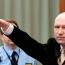 """Breivik wins lawsuit against Norway for """"inhuman treatment"""""""