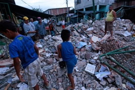 Ecuador to increase taxes, sell assets to fund quake reconstruction