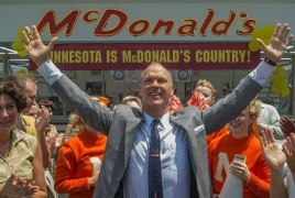 "Michael Keaton builds McDonald's empire in ""The Founder"" trailer"