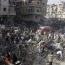 14 civilians killed in Syria's Aleppo strikes