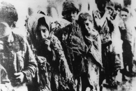 В Иерусалиме почтили память жертв Геноцида армян