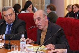 Реймон Геворгян: Всеармянский совет должен создать серьезную основу для борьбы за компенсацию Геноцида