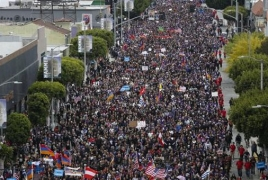 25,000 expected to march in LA to commemorate Armenian Genocide