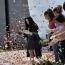 Armenian Genocide memorial flowers get a second life