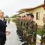 Azerbaijani President awards fanatic who decapitated Karabakh soldier