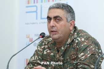 Azeri force concentration more massive than that of April: military