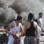 At least 10 civilians killed in double bomb attack in central Syria