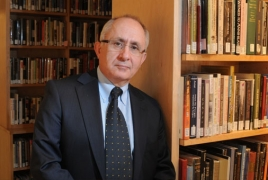 """Professor Taner Akçam honored with """"Friend of the Armenians"""" award"""