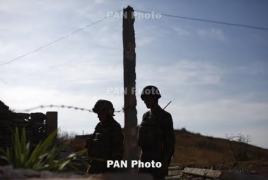 Азербайджан снова применял минометы на линии соприкосновения, нарушая договор о прекращении огня