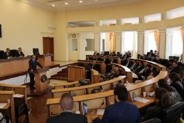 Глава МИД НКР представил делегатам ANCA перспективы урегулирования карабахского конфликта