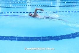 3 армянских пловцов представят Армению на чемпионате Европы