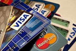 Гражданин Молдавии задержан в Армении за попытку крупного мошенничества с банковскими картами
