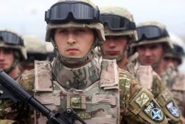 Одно из подразделений грузинской армии станет участником сил реагирования НАТО