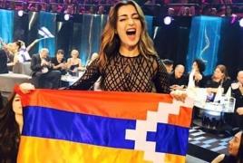 "Eurovision slams Karabakh flag waving as ""a political message"""
