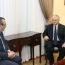 Главы МИД РА и НКР встретились: Обсудили ликвидацию последствий агрессии Азербайджана