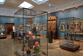 Oxford's Ashmolean Museum opens 19th Century Art galleries