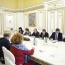 Премьер Армении – содокладчикам ПАСЕ: Международное сообщество должно осудить агрессию Баку