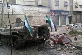 IS attacks Syrian hospital, kills 20 government troops