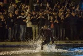The Guardian: Yerevan, where Kanye likes to swim in Swan Lake
