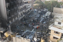 At least 44 killed, 90 wounded as major bombings hit Baghdad