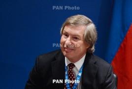 Уорлик: минская группа ОБСЕ воодушевлена итогами венской встречи по Карабаху