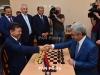 Президент ФИДЕ предложил провести шахматный матч между Арменией и Азербайджаном