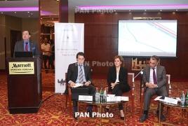 Dozen U.S. firms explore investment opportunities in Armenia