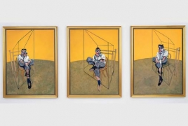 Major exhibit of Francis Bacon's work opens at Tate Liverpool