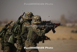 U.S. alloted $20 mln in military aid to Azerbaijan, $41.000 to Armenia