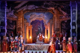 Tigranes the Great and European opera