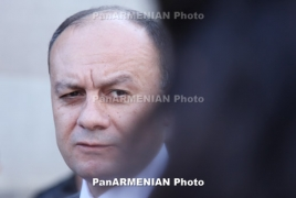 Armenia may raise question of lost Karabakh areas during talks: Minister