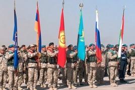 В Армении начинаются антитеррористические учения сил спецназначения КСОР ОДКБ