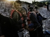 Greece starts evacuating migrant camp on Macedonia border