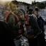 Greece starts evacuating migrant camp on Macedonia border