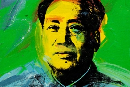 Rare Warhol painting of Chairman Mao to star at Bonhams