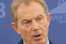 Islamic State can be defeated only with ground war: Tony Blair