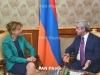 Президент Армении обсудил с вице-спикером Бундестага резолюцию о Геноциде армян