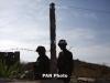 Azerbaijan beaks Karabakh ceasefire with sniper rifles, grenade launcher