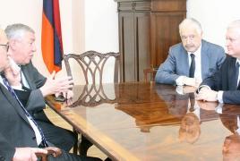 Французские депутаты: Будем продолжать содействовать мирному урегулированию карабахского конфликта