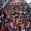 Protesters barricade key sites amid French labor row