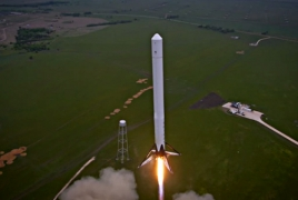 SpaceX delays Asian communications satellite launch due to
