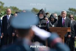 Серж Саргсян: Новое поколение лучше всех поняло завет 28-го мая