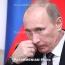 Պուտին. ՌԴ-ն պատրաստ է վերականգնել հարաբերությունները Թուրքիայի հետ