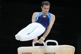 Впервые в истории независимой РА: Арутюн Мердинян стал чемпионом Европы по спортивной гимнастике