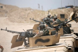 Iraqi army makes gains in offensive to drive Islamic State from Falluja