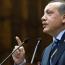 Turkey's Erdogan accuses Russia of arming PKK militants