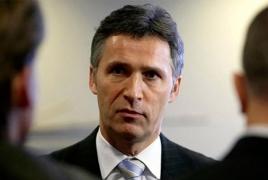 Генсек НАТО: Не верю в военный путь решения карабахского конфликта