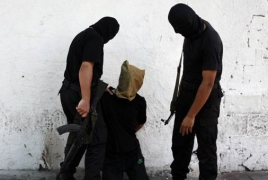 Hamas executes 3 Palestinians in Gaza Strip as death penalty resumes